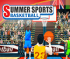 Basketball: Qlympics Summer Games
